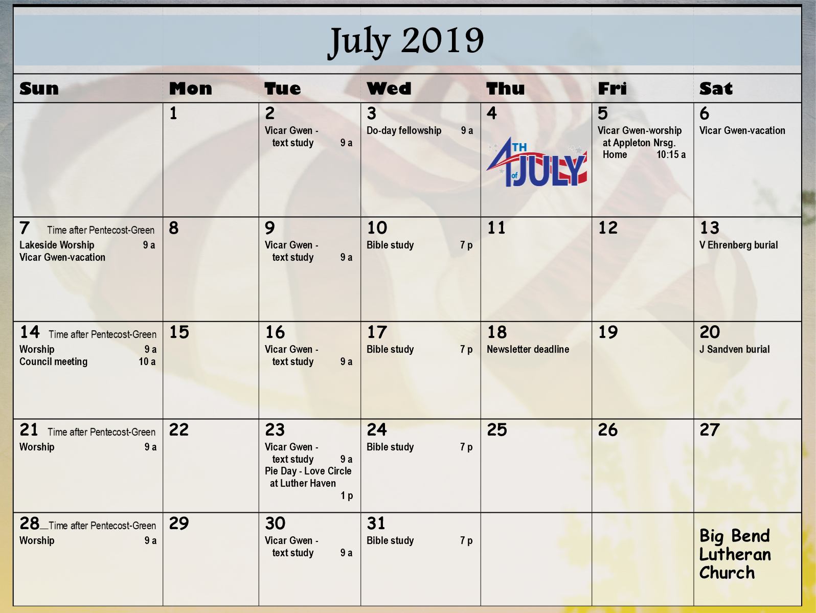 7 July Calendar 2019.png