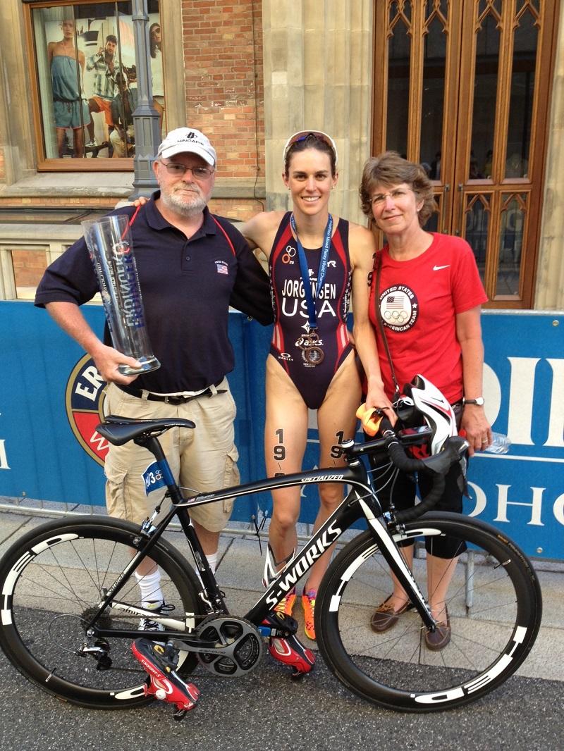 Hamburg parents win relayUSE
