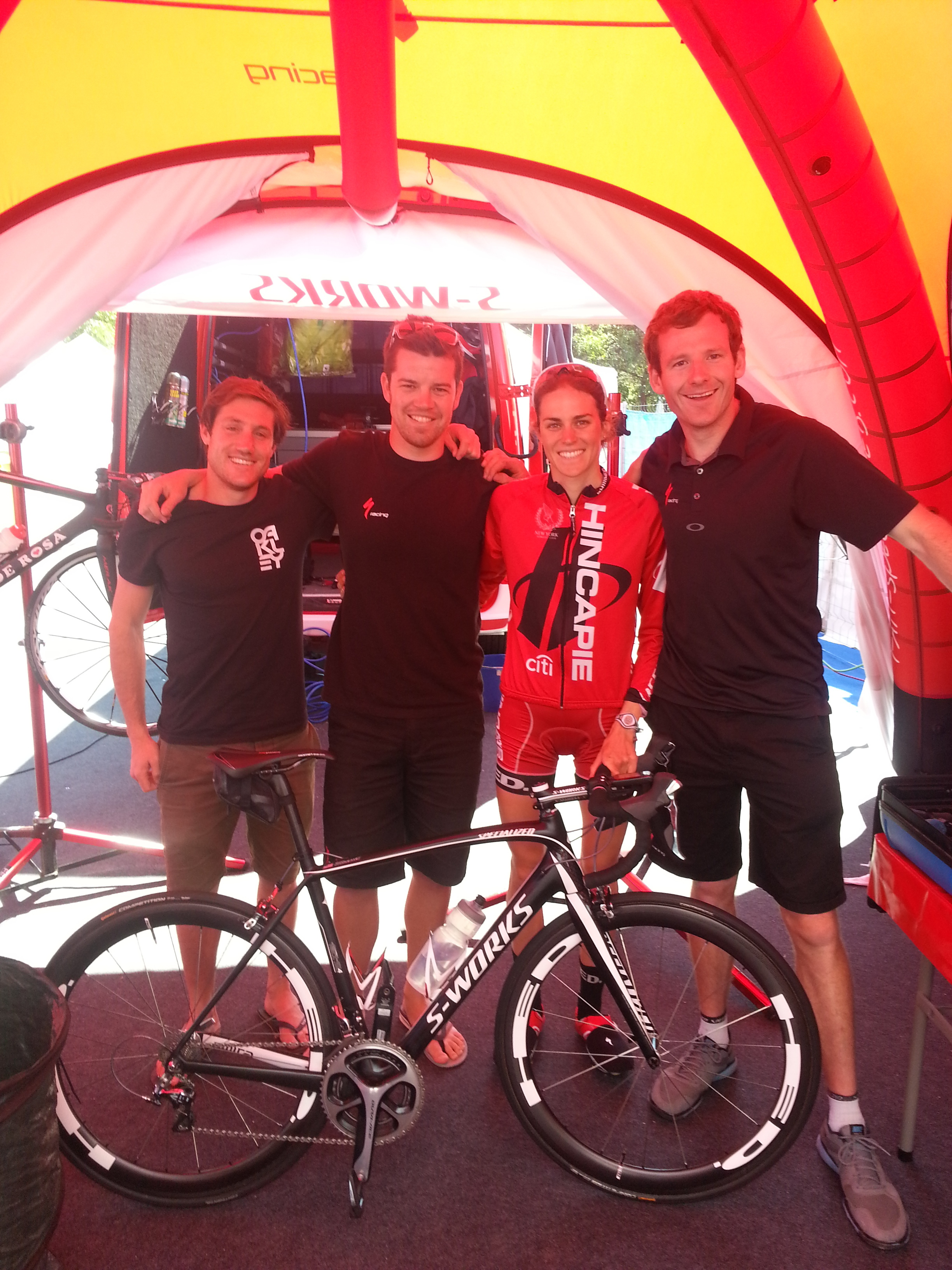 Madrid WTS 2013 with the Specialized Crew