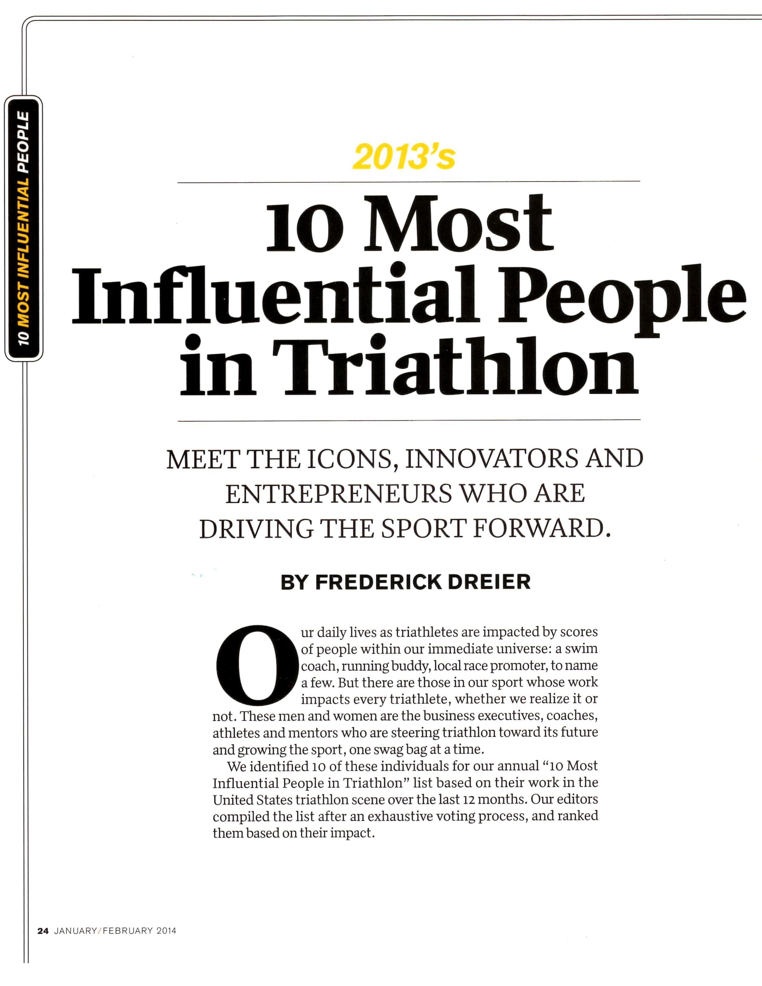 G.Jorgensen Inside Tri Dec 2013 10 Most Influential Page 1.jpg