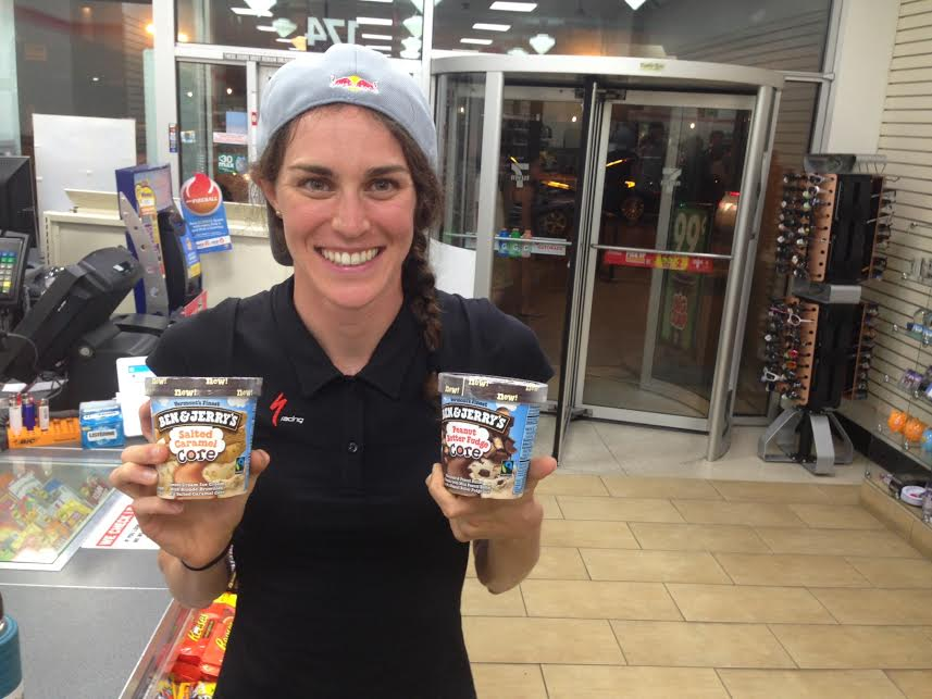 Walking back from the party, all I wanted to do was find the new Ben & Jerry's CORE flavors. Thank you Paige, Elizabeth, Jane, Craig, Patrick, Mom, and Dad for being patient as we entered and exited many stores until I found the flavors I wanted! One happy girl :)