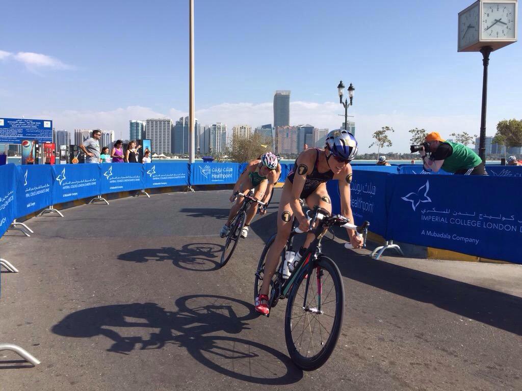 Abu Dhabi WTS bike. Photo thanks to Specialized