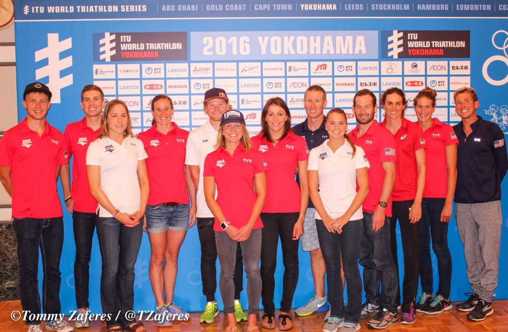 Team USA! Photo thanks to Tommy Zaferes