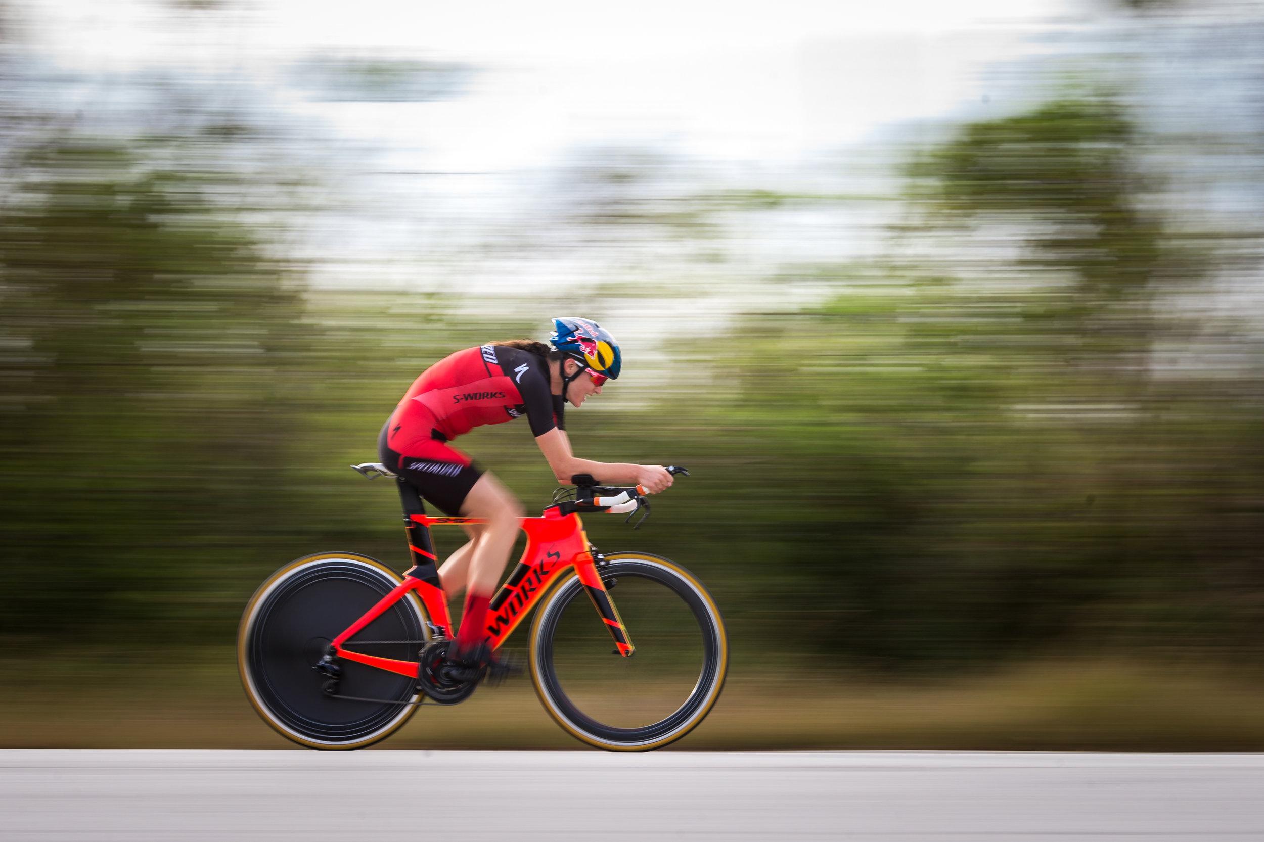 Island House Triathlon TT bike on day 1