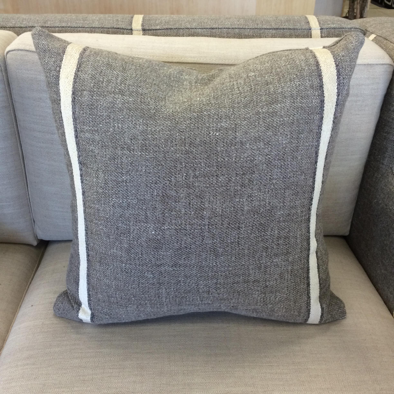 $219 ea  Size: Square Medium  Fabric:Strada Natural