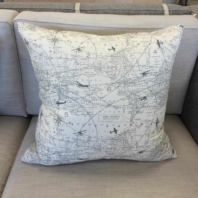 $136 ea  Size: Square Medium  Fabric:42368 016 Natural