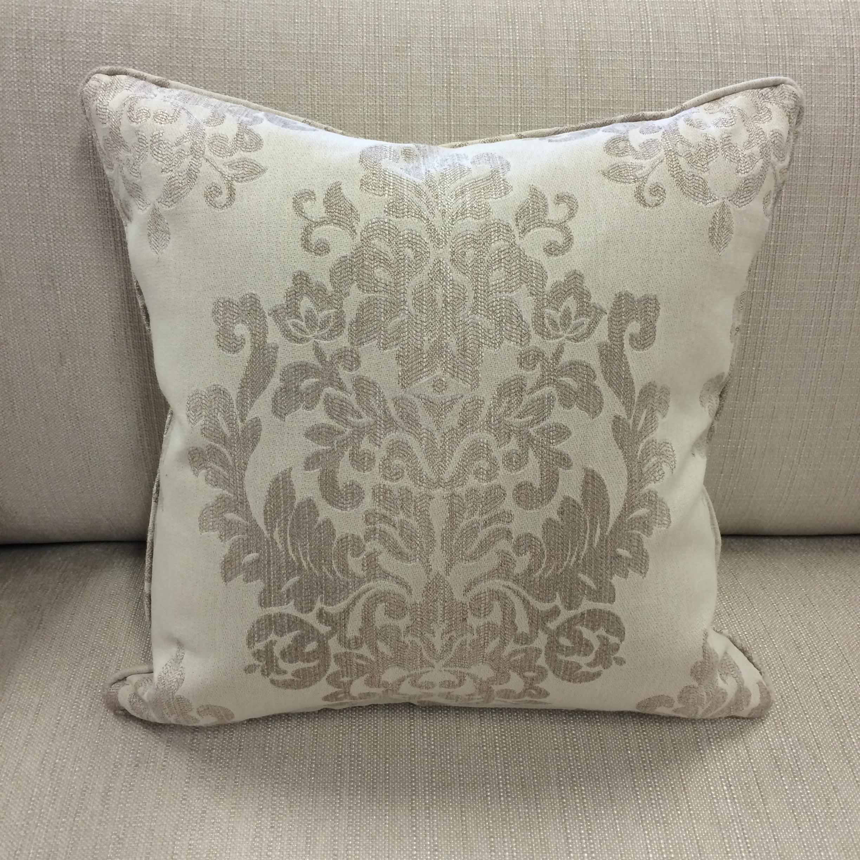 $96 ea  Size: Square Medium  Fabric:Donato Antique