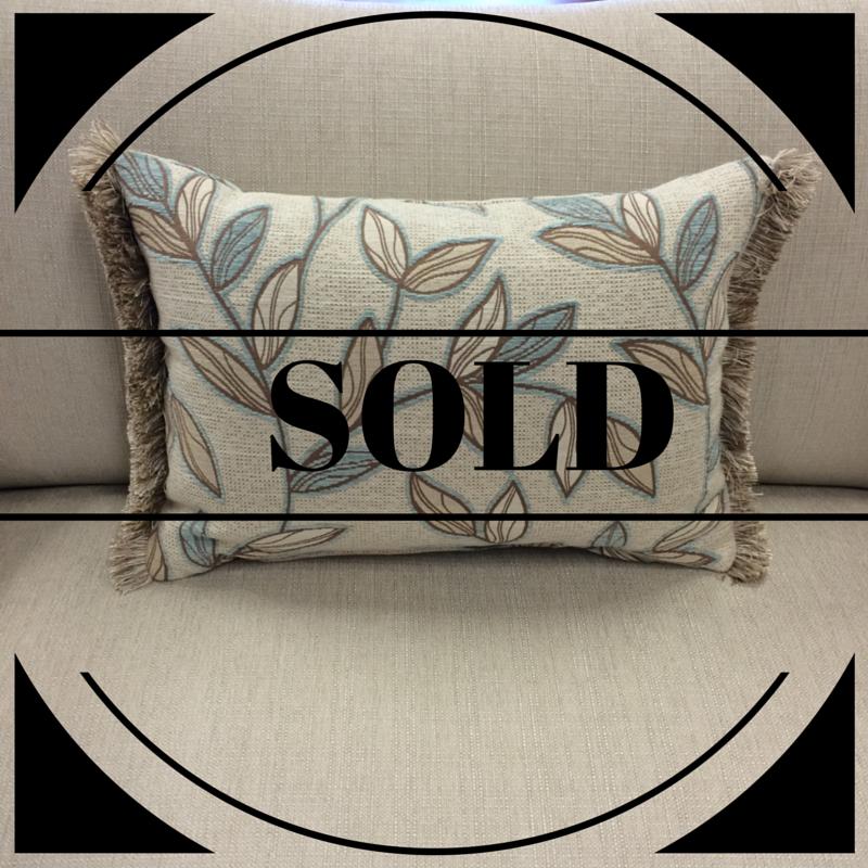 $94 ea  Size: Rectangle Small  Fabric: Lantana Seamist