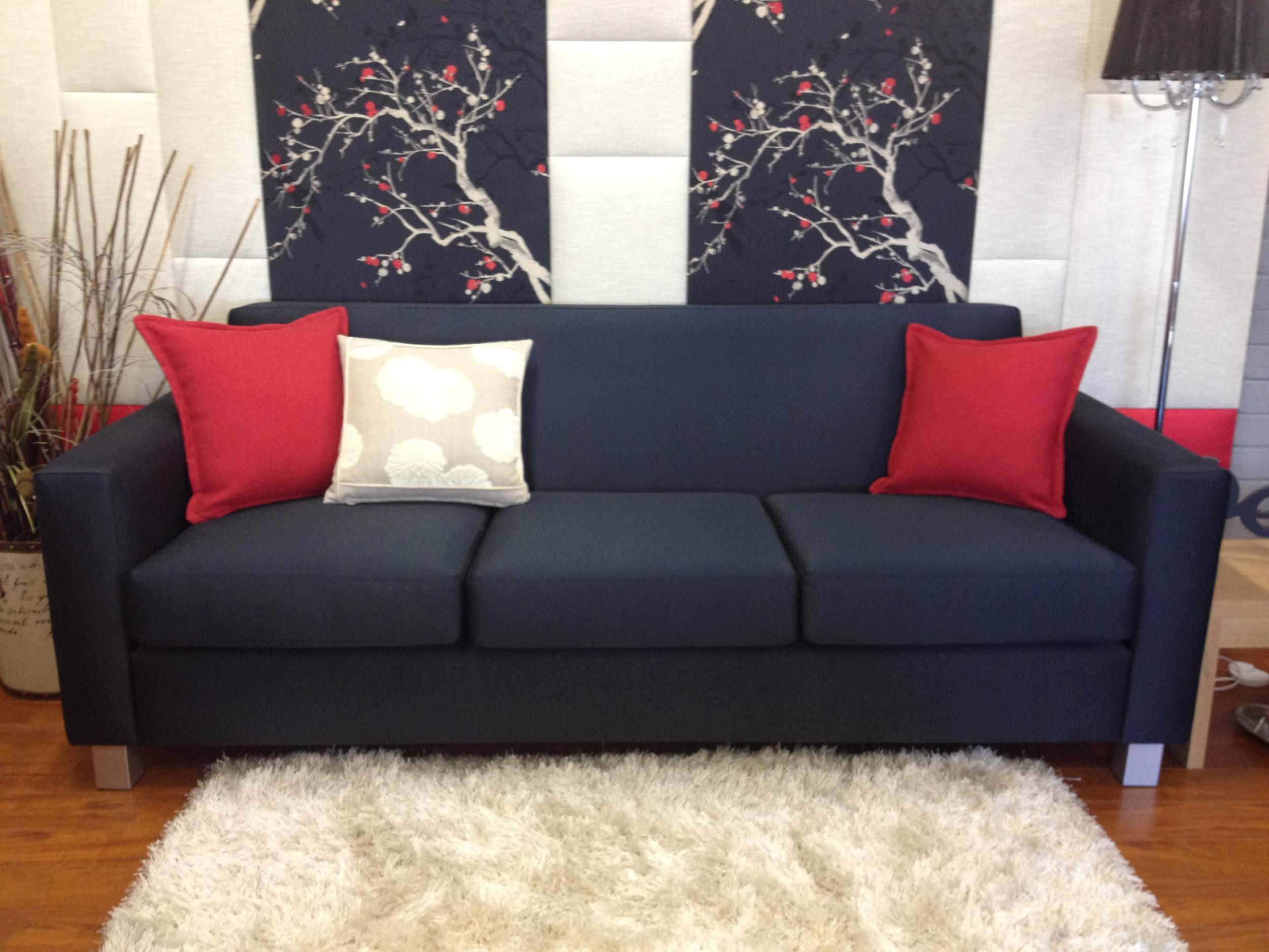 griffin  lounge - in situ - dream design