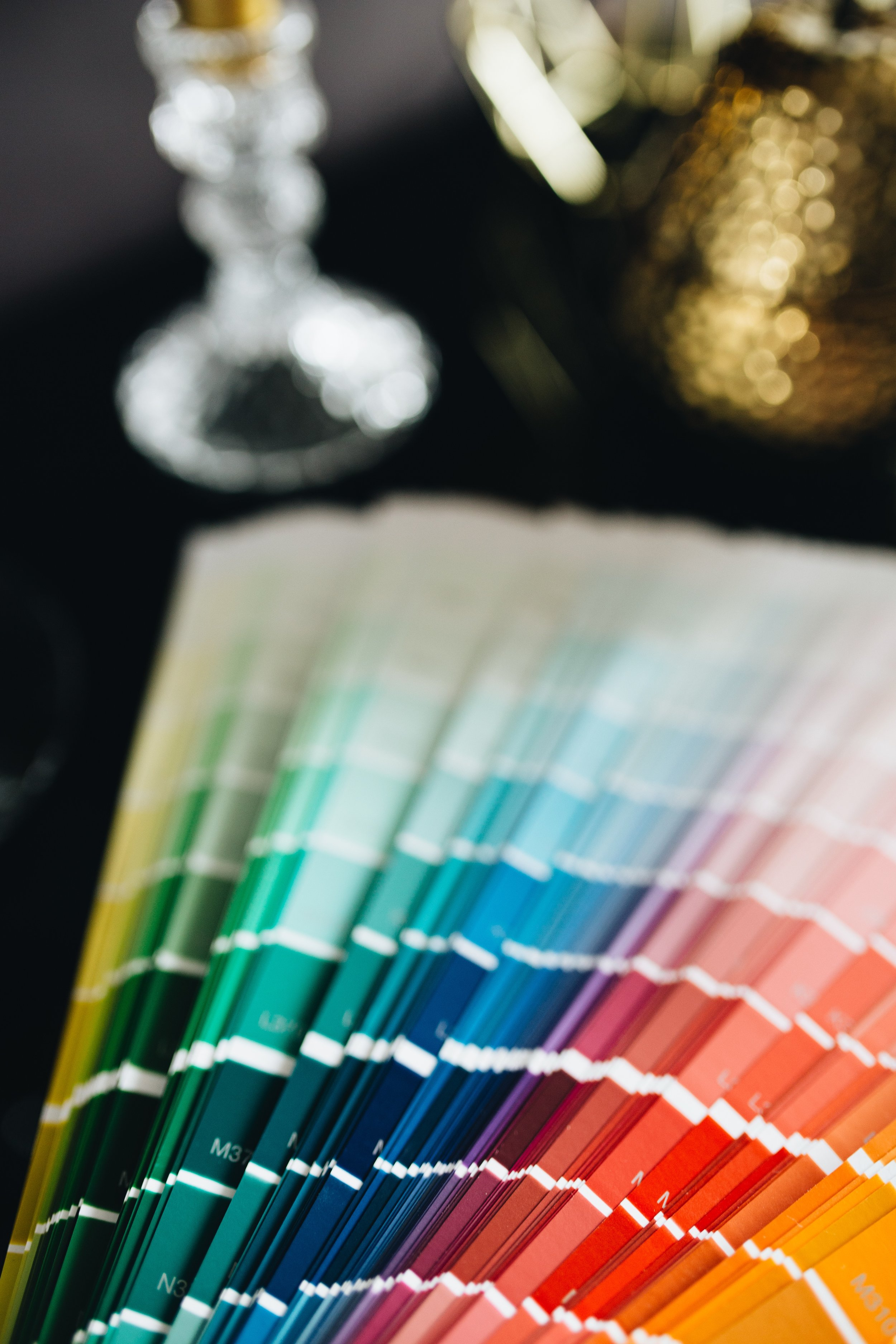 Our colour and design options will impress you and expertly helping you with  your choices  to match your personal style.