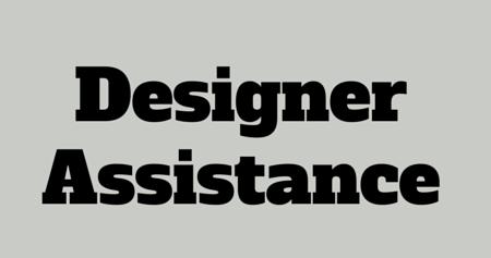 designer assistance - dream design - appointments
