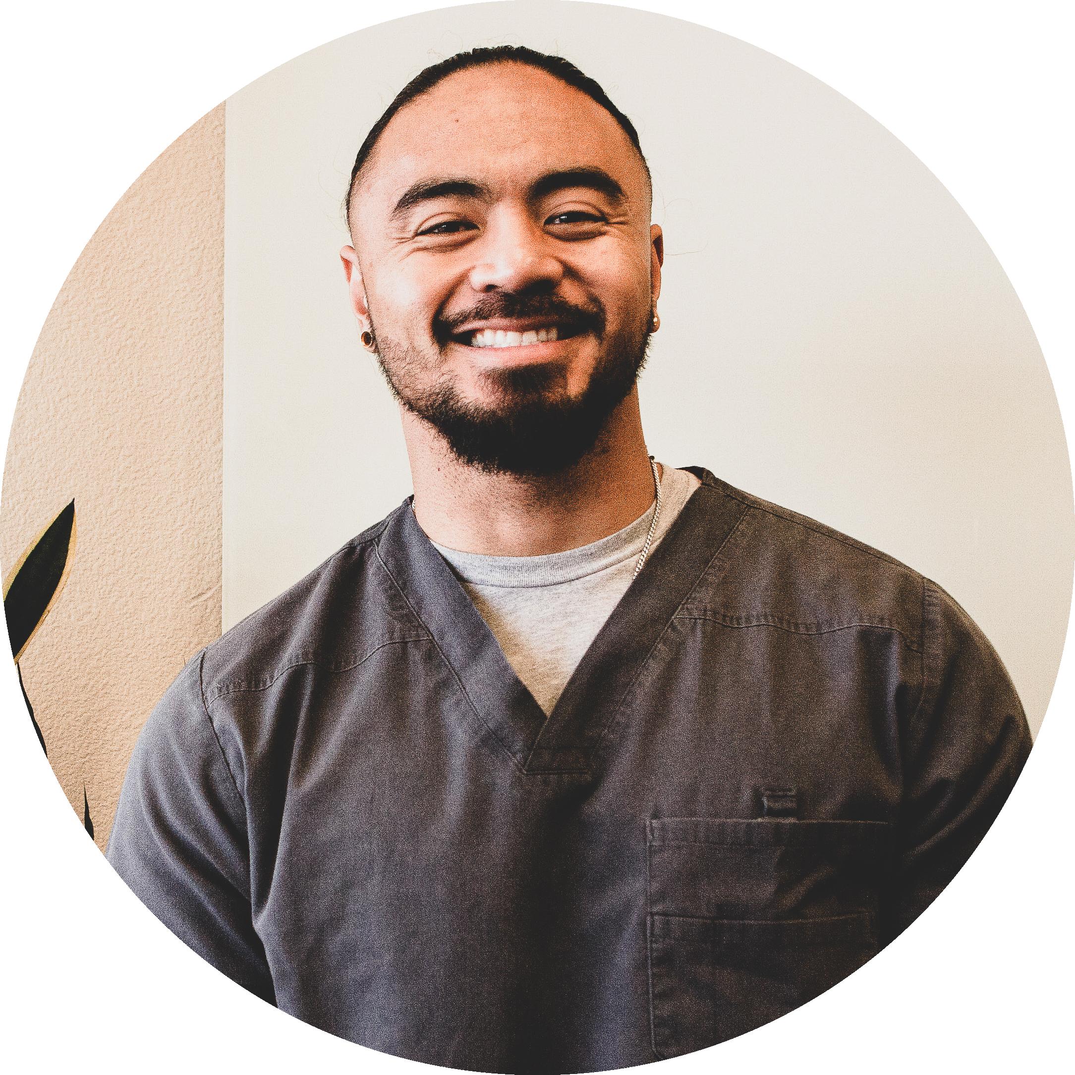 Benedict Samonte, CMTC, NASM-CES - Massage Therapist / Fitness Trainer