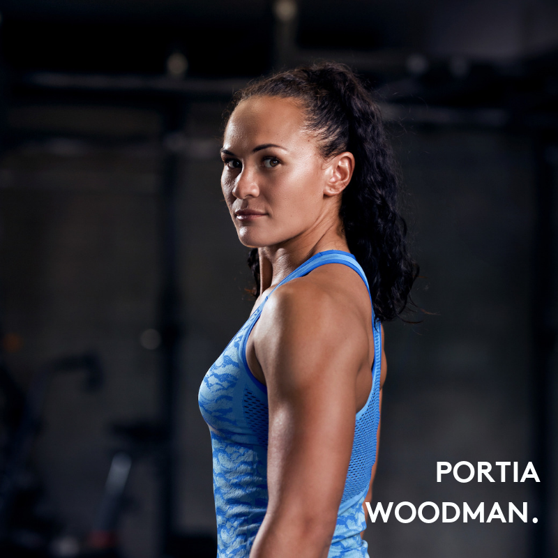 Portia Woodman   Black Ferns Try Maker, 3 times World Champion, Olympic Silver Medalist and Commonwealth Games Gold Medalist.  View Portia's Profile