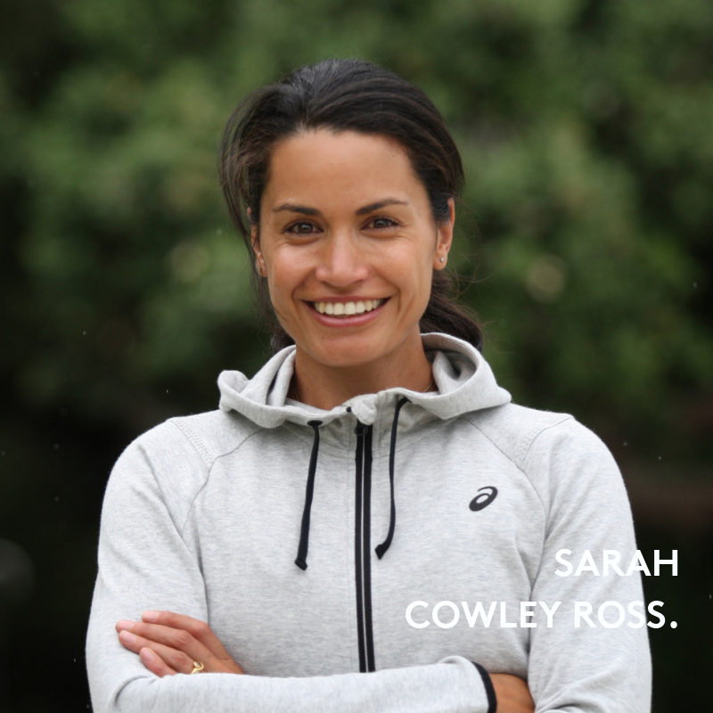 Sarah Cowley Ross   Olympian Heptathlete, Commonwealth Games High Jumper, only second NZ female to jump 1.92m mark, with international career spanning a decade.  View Sarah's Profile