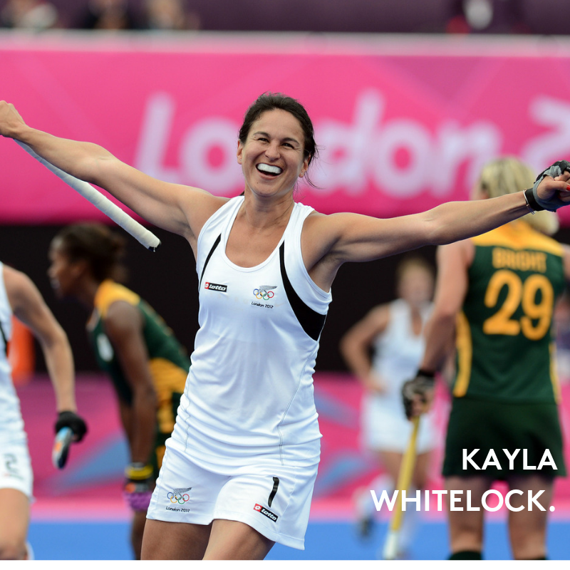 Kayla Whitelock   Black Sticks Captain veteran, four times Olympian, three times Commonwealth Games with international career spanning 13 years.  View Kayla's Profile