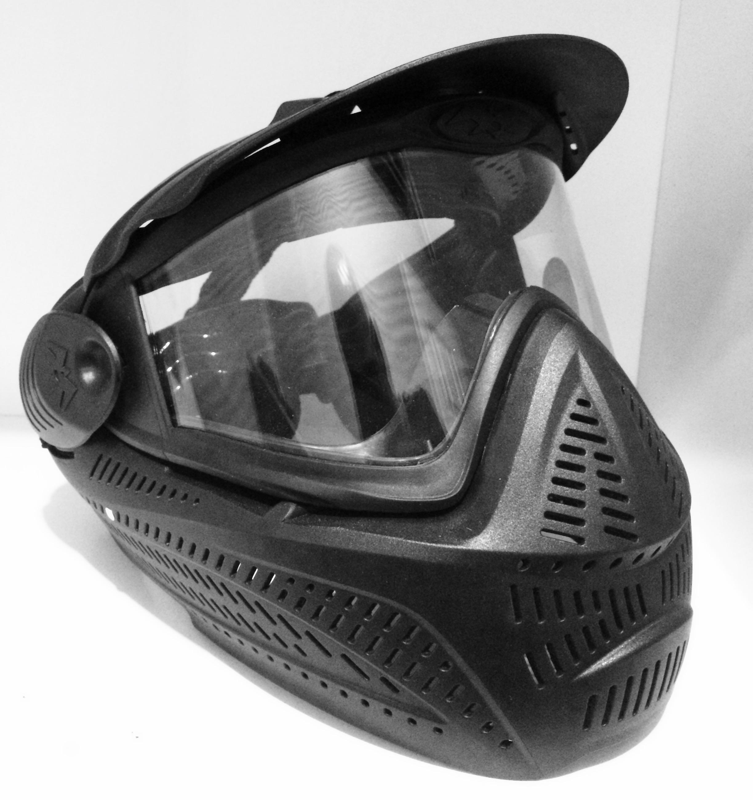 Anti-Fog Paintball Face Mask
