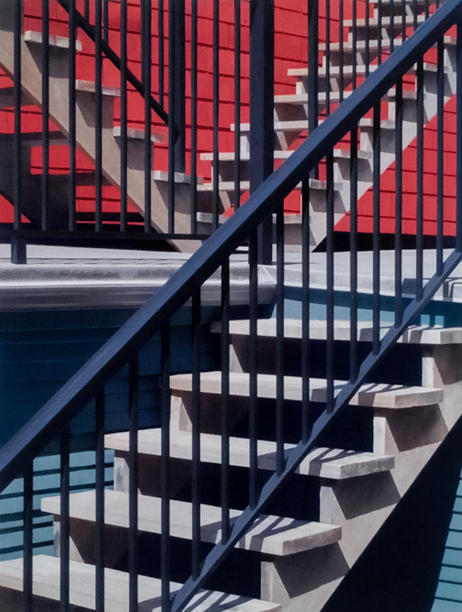 """Final image for """"Stairs"""" (2014)"""