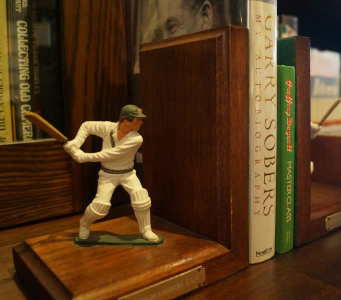 Cricket Books for Cricket lovers.