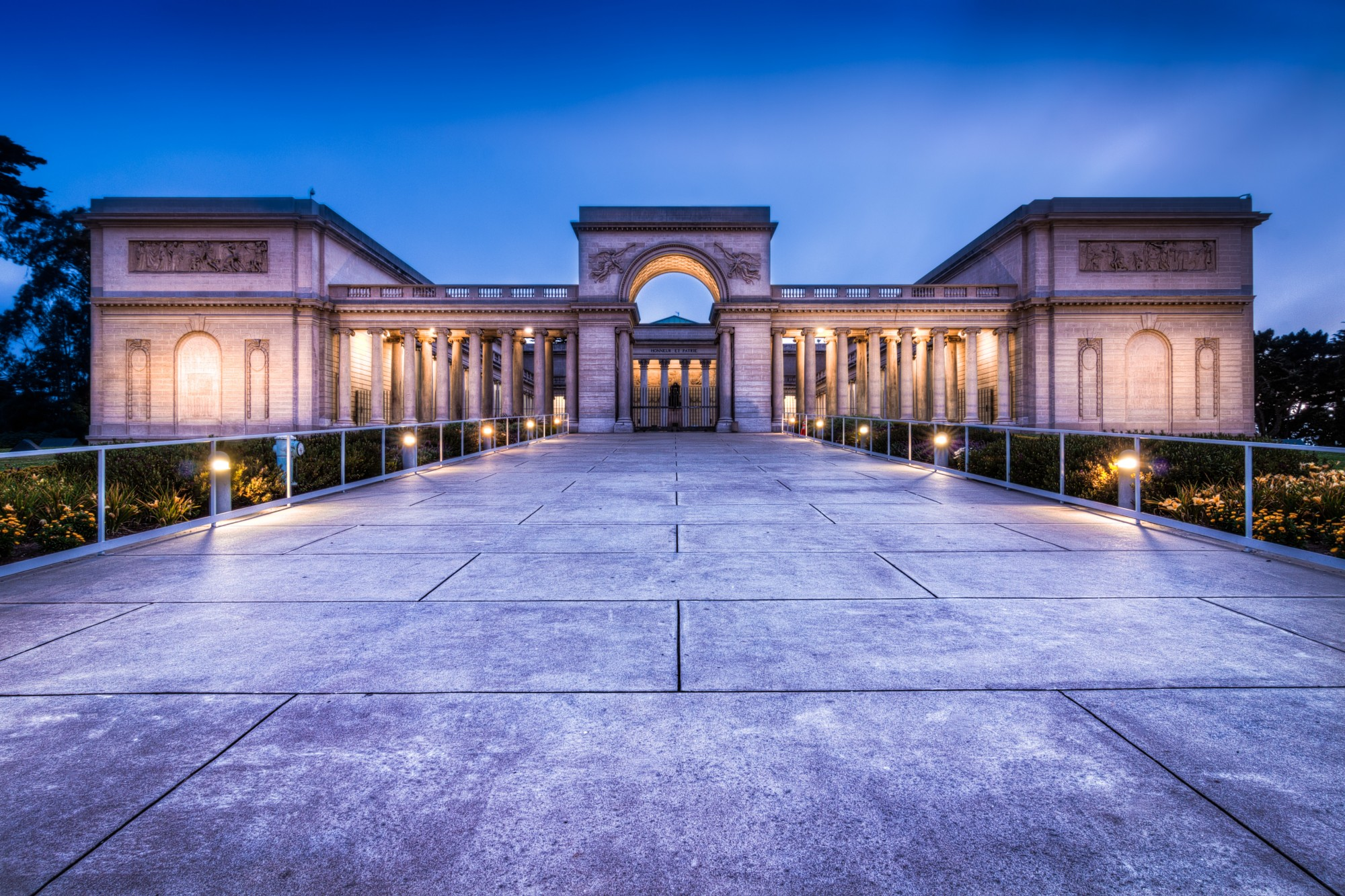 The Legion of Honor is one of the country's most revered art museums.