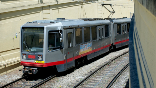 The M-Oceanview and K-Ingleside MUNI lines make getting downtown a snap.