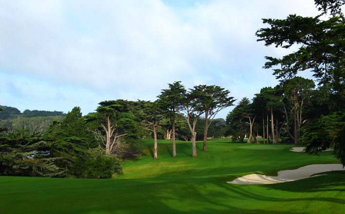 TPC Harding Park Golf Course, opened in 1925, is part of the PGA Tour's Tournament Players Club (TPC) network of courses. Surrounded by Lake Merced on three sides, the course provides one of the most scenic golfing experiences in the country.