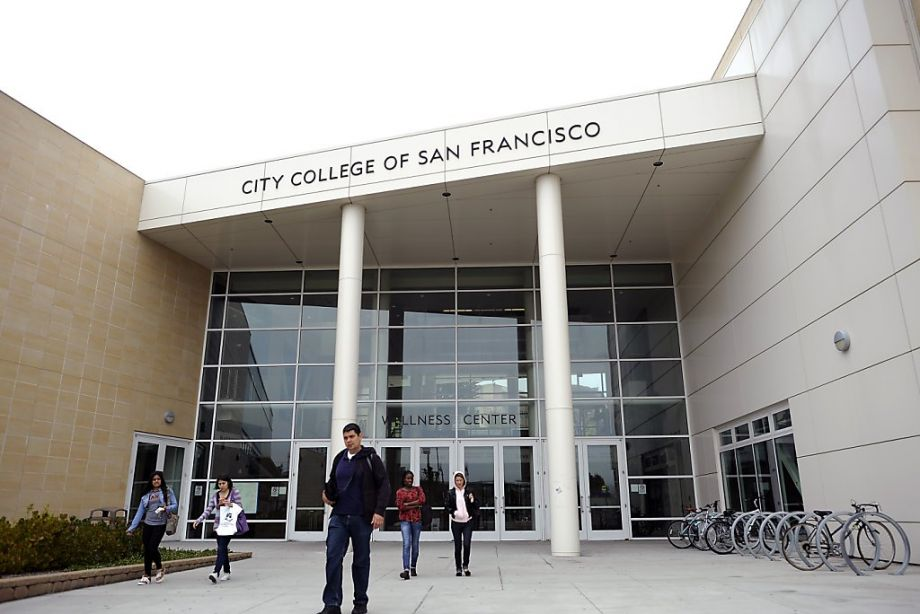 One of the nation's largest public colleges, City College San Francisco attracts students to the neighborhood.