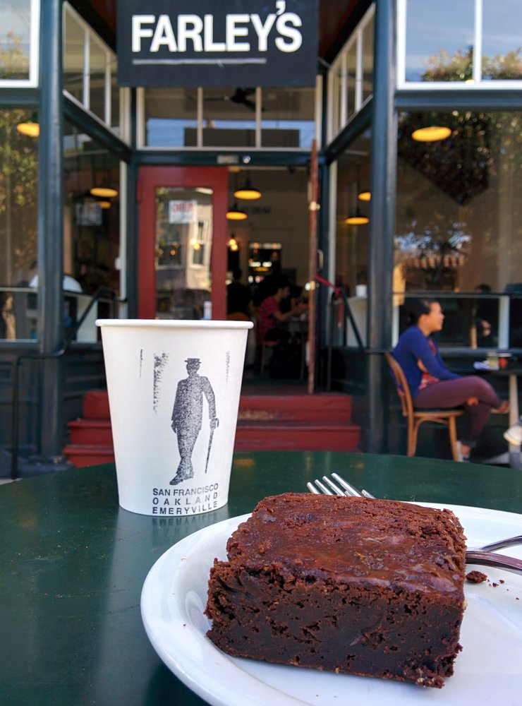 Farley's has been serving potent java and pastries for more than a decade.