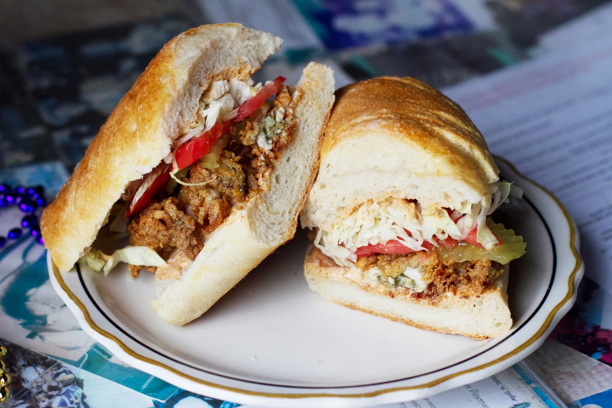 From Po-Boy sandwiches to crawfish beignets, Cajun Pacific Restaurant on Irving dishes out authentic Louisiana-style fare.
