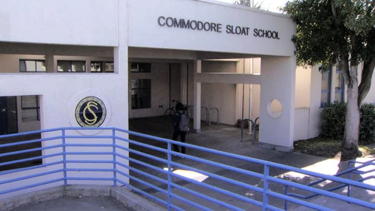 Commodore Sloat is one of the highest-rated elementary schools in the San Francisco Unified School District.
