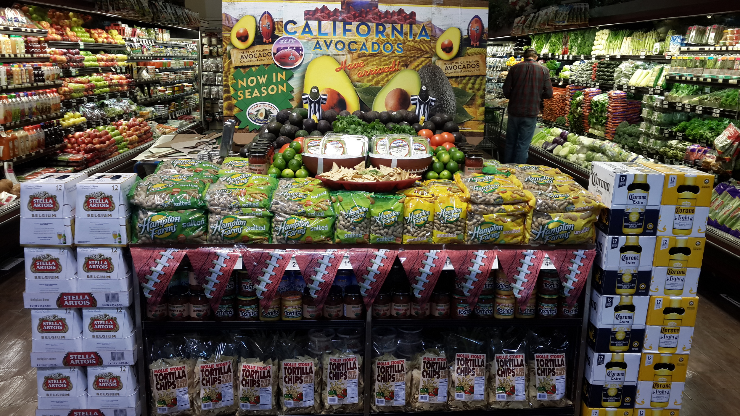 The Mollie Stone's supermarket on Portola Drive offers a wide selection of gourmet fare and is a favorite with residents.
