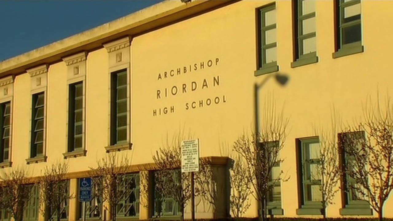 Archbishop Riordan High School is San Francisco's oldest all-male high school.