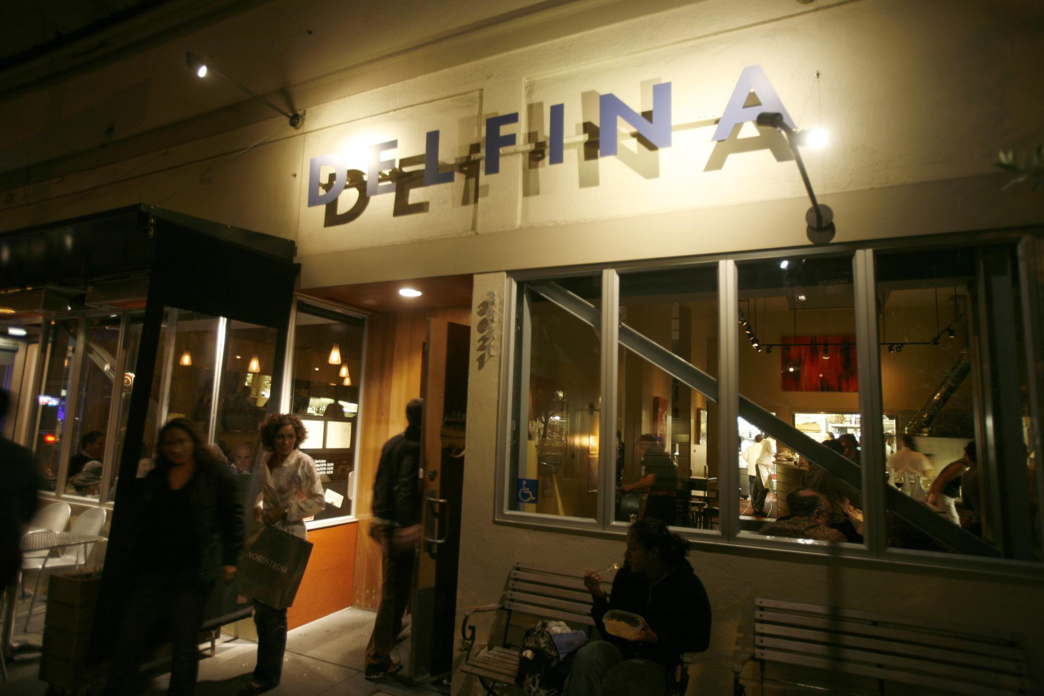 The block of 18th Street between Dolores and Guerrero is a dining destination, with establishments such as Delfina attracting foodies from all over the city.