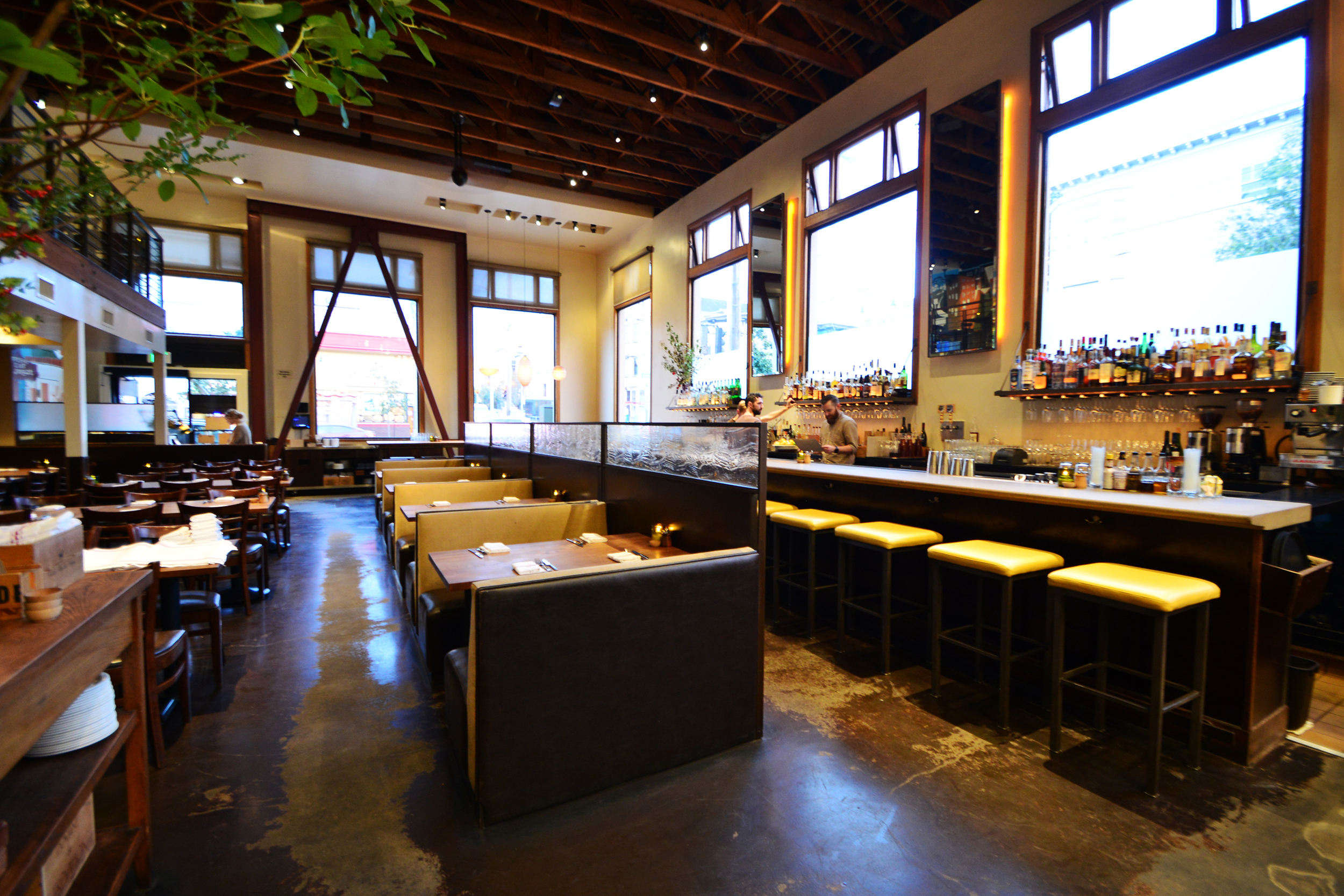 Stylish NOPA is one of the area's most beloved restaurants.