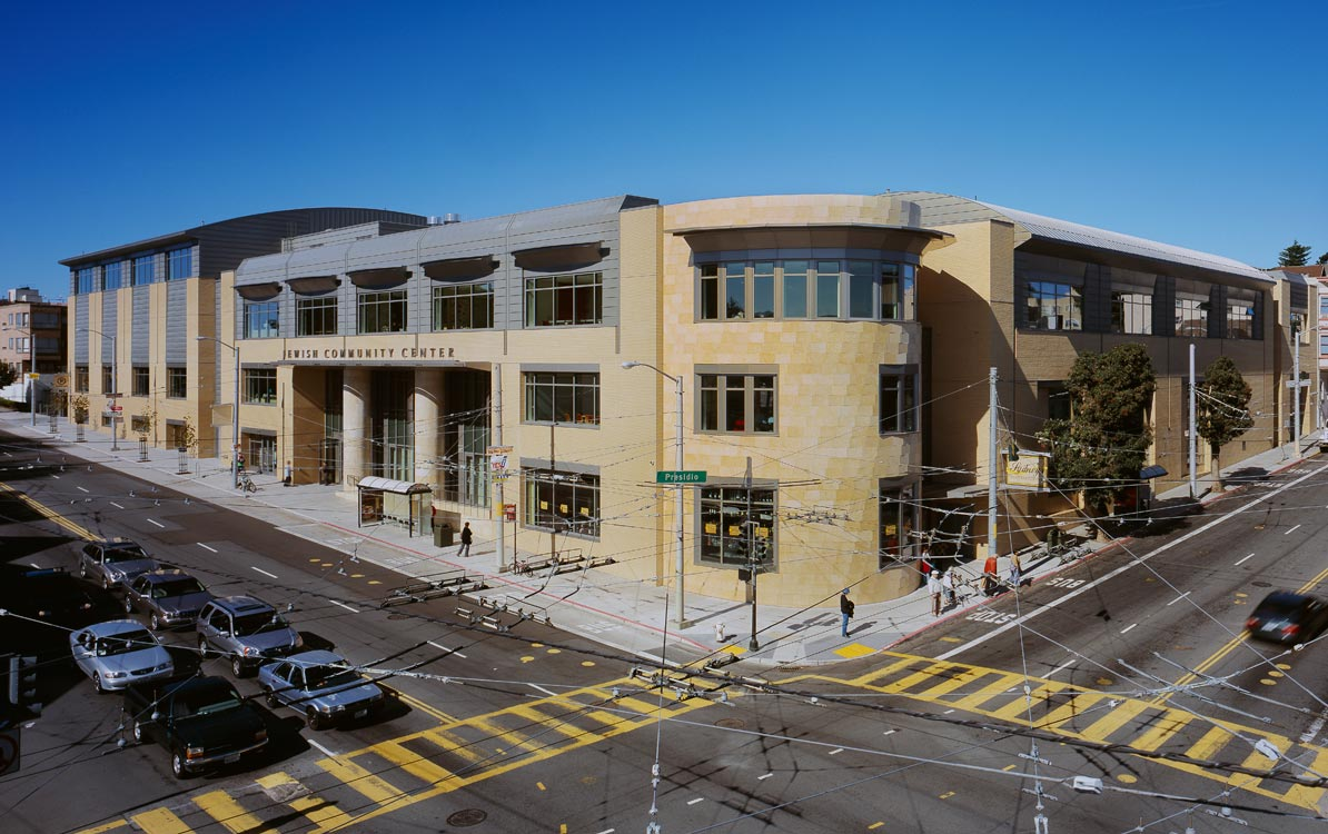 The JCC (Jewish Community Center) is a hub for community events and classes, and runs a popular preschool program.