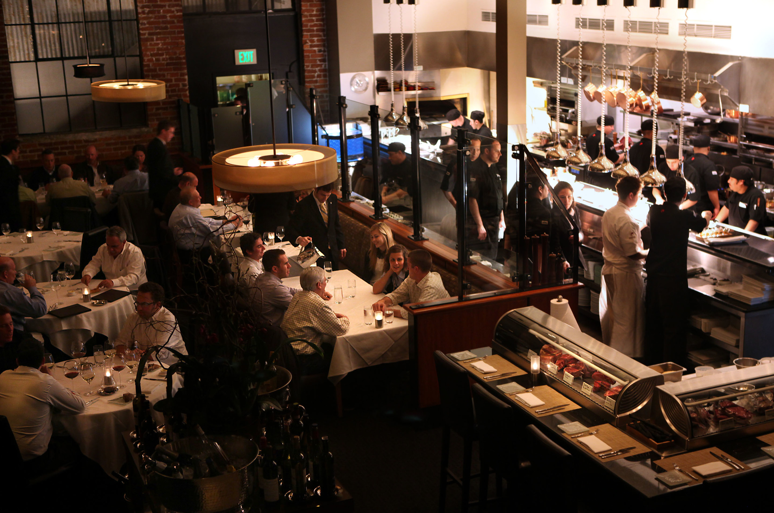 Renowned Gary Danko is one of the most consistently lauded restaurants in the city.