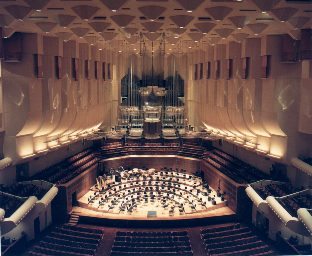 Louise M. Davies Symphony Hall is home to one of the greatest symphonies in the world.