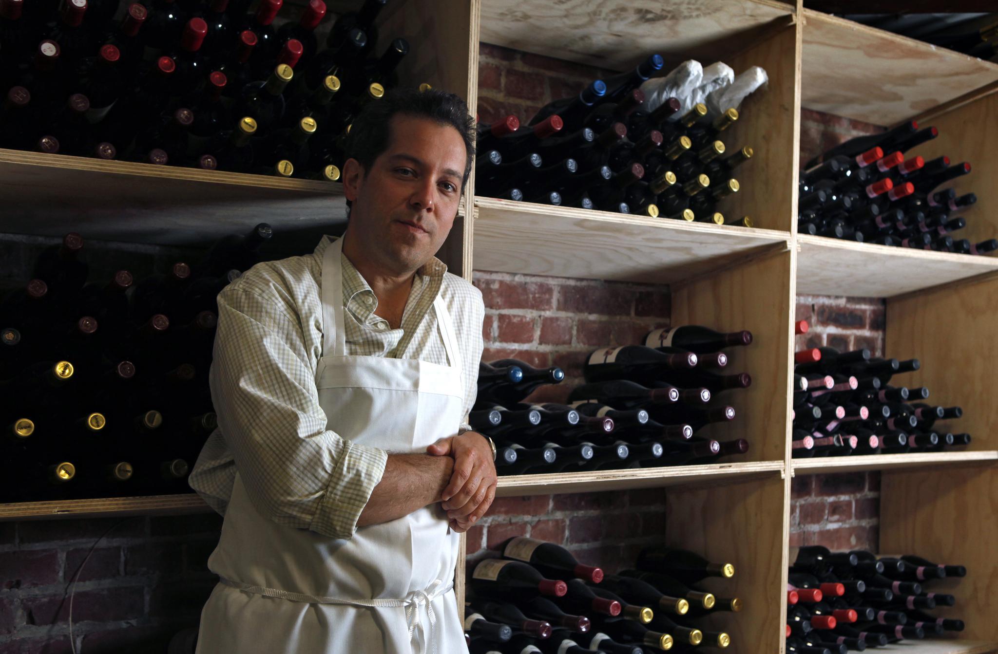 Heirloom Café is a popular Californian-Mediterranean bistro with a standout wine list.