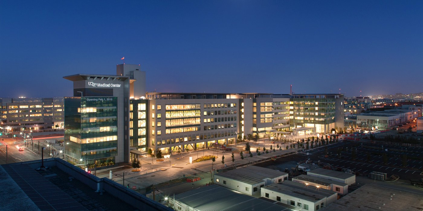 University of California's Mission Bay Campus is responsible for spurring much of the area's growth.