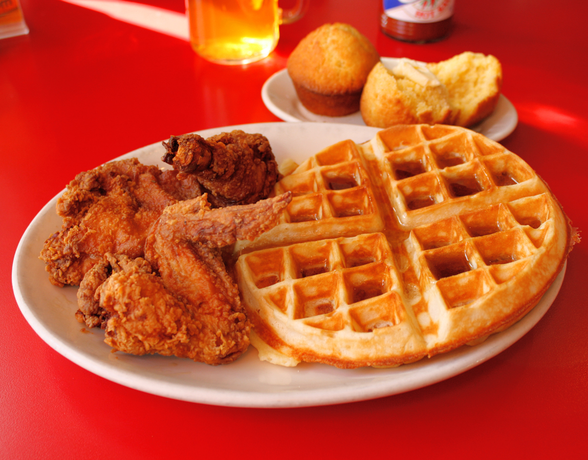 A Dogpatch institution, Hard Knox Café is known for its Southern comfort food.
