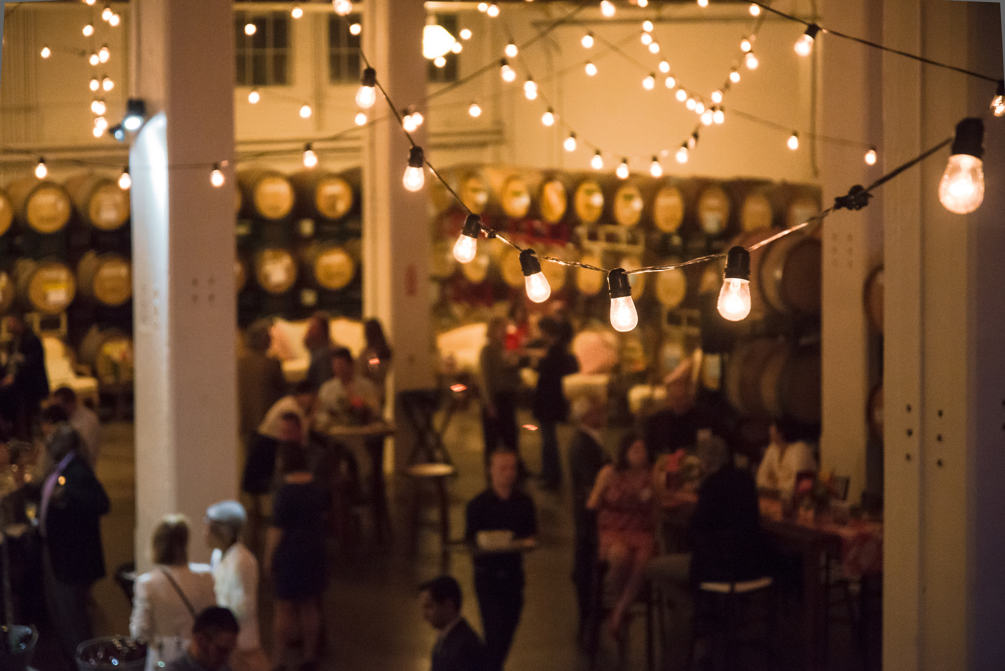 Dogpatch Wine Works is an urban winery where you can taste and also make your own wine.