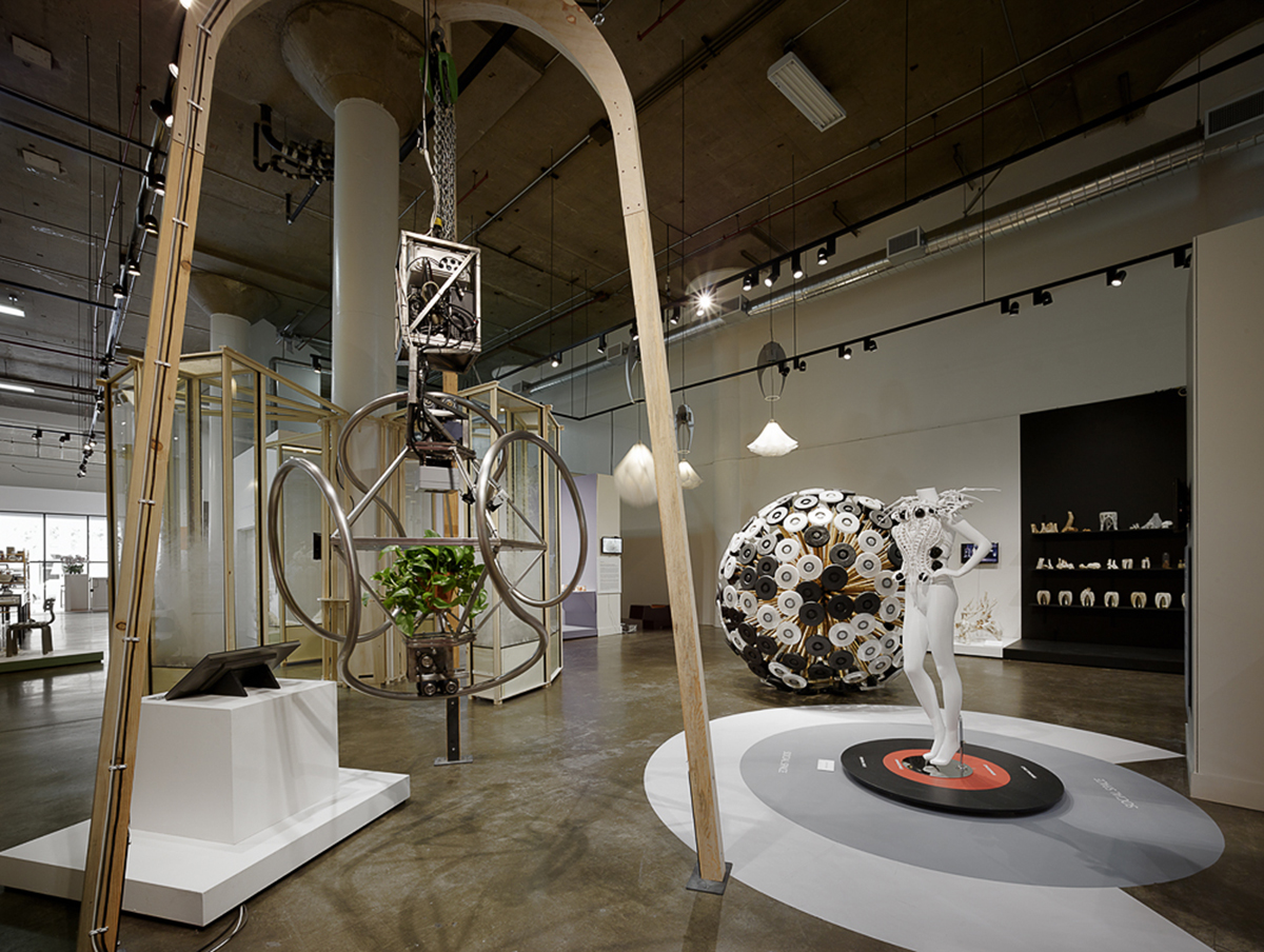 The Museum of Craft and Design is known for its innovative exhibitions.