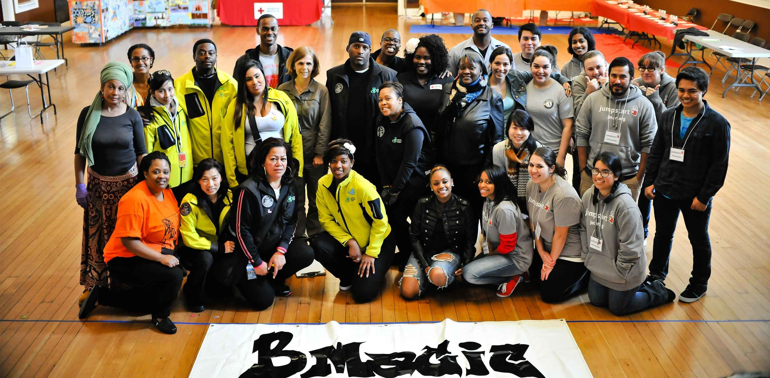 BMagic is a network of neighborhood-based nonprofit organizations that serves kids with art, educational and outdoor experiences.