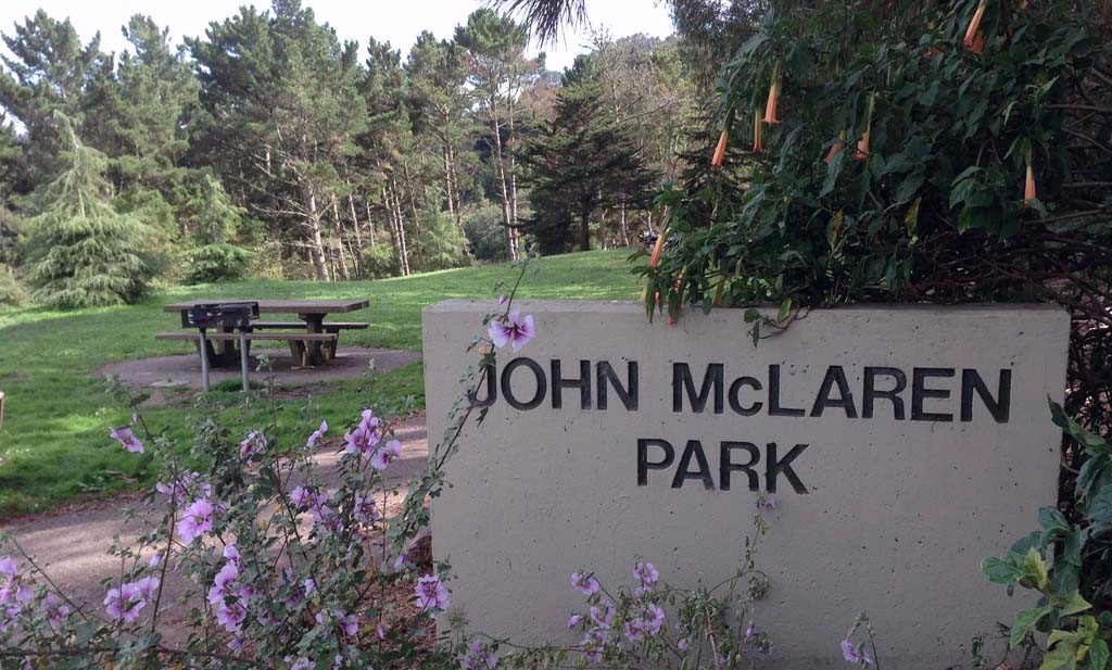 Adjacent to Crocker-Amazon Park is John McLaren Park, San Francisco's second largest park after Golden Gate. It has a golf course, an amphitheater, two lakes, jogging and hiking trails, a public pool and an old reservoir now used as a dog swimming area.