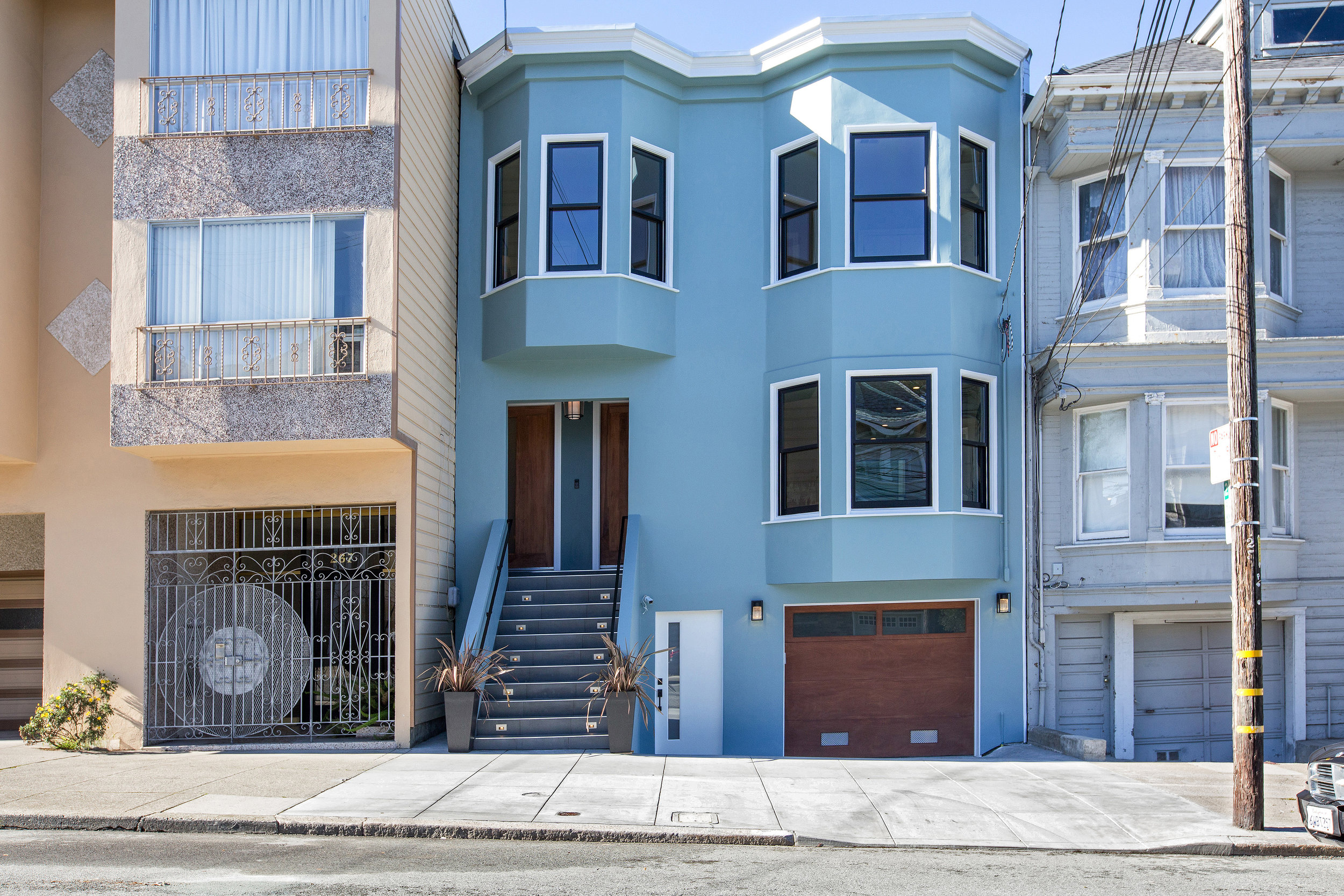 Sold at $3,775,000<strong>261-263 11th Avenue, San Francisco</strong>