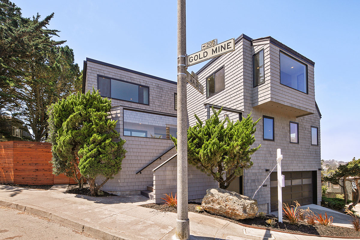Sold at $2,950,000<strong>1 Jade Place, San Francisco</strong>