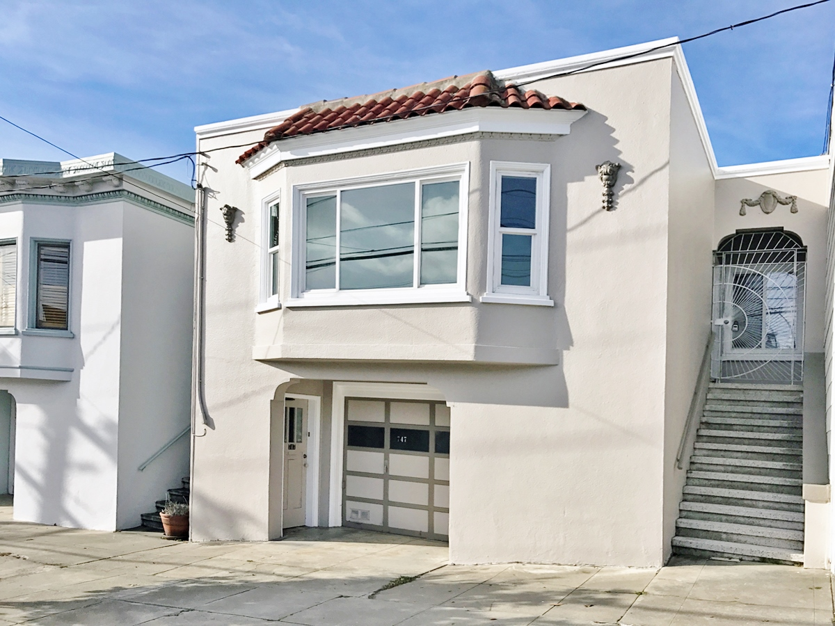 Sold at $1,285,000<strong>747 28th Avenue, San Francisco</strong>