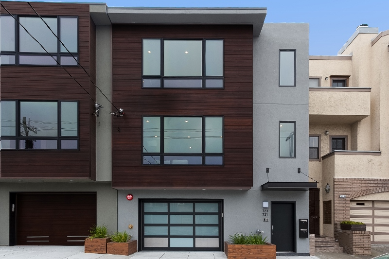 Sold at $1,621,000<strong>721 Kirkham Street, San Francisco</strong>