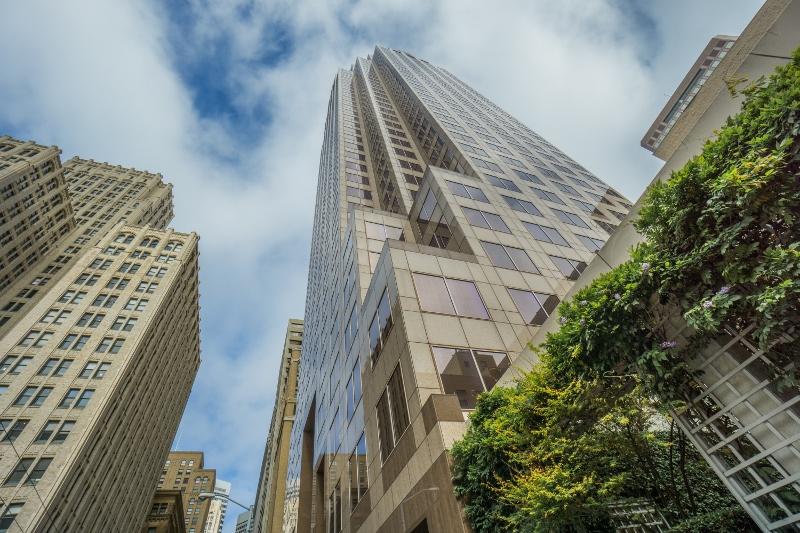 Sold at $1,620,000<strong>333 Bush Street #4101, San Francisco</strong>