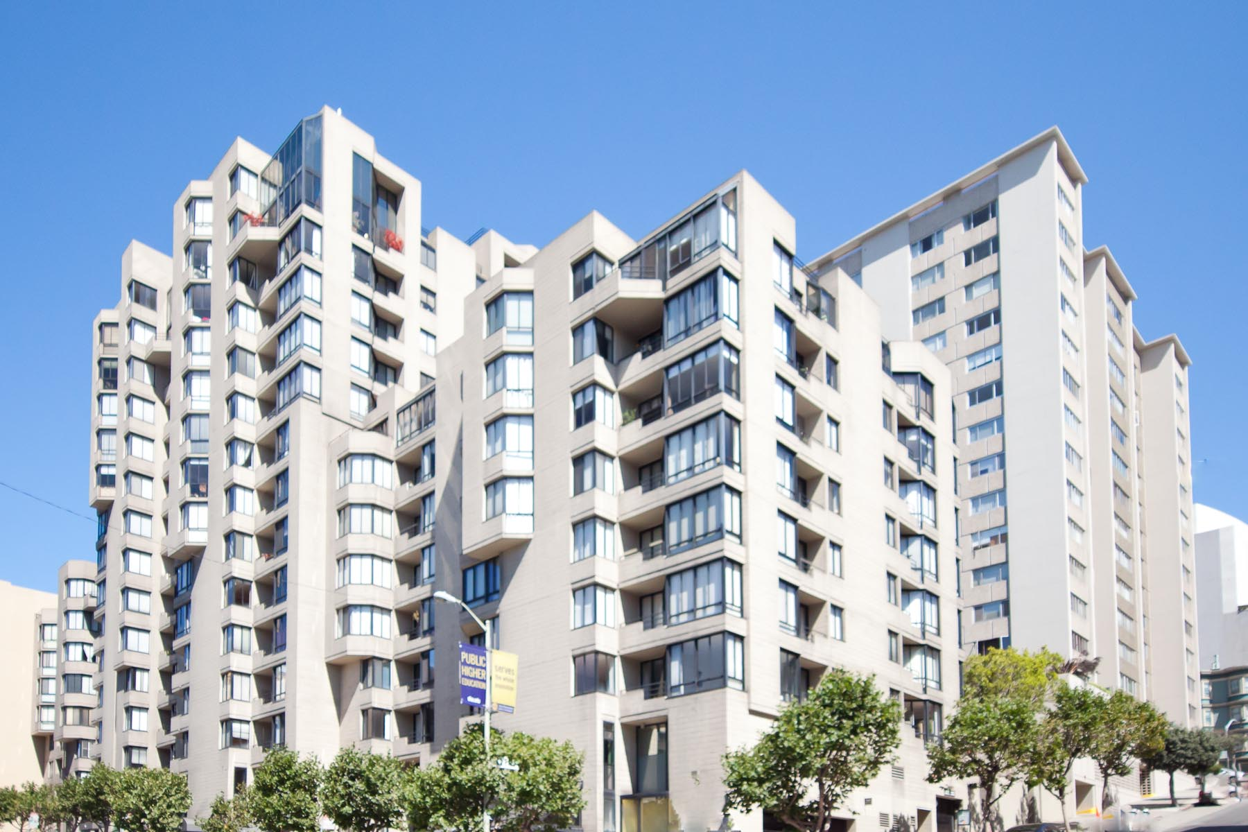 Sold at $660,000<strong>900 Bush Street #817, San Francisco</strong>