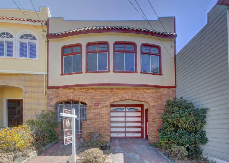 Sold at $1,290,000<strong>778 34th Avenue, San Francisco</strong>